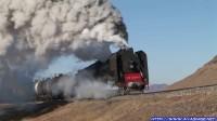 [HD] 集通线前进行蒸汽机车