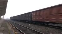China Steam, QJ on San-Mao Line 三茂线前进型