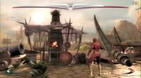 Injustice Gods Among Us Green Arrow The Arrow Costume Gameplay