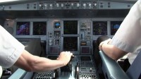 PilotsEYE.tv - 浦东机场 - 上海 - 空中客车A340 -313 - 瑞士 - 高清