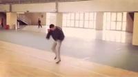 篮球步伐训练(边线训练法)