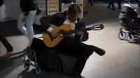 【街头艺人】世界超强七位街头吉他演奏家