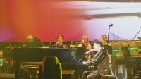 2015林俊杰时线新地球南京站  与伍思凯弹唱 我是钢琴手