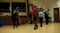 古典舞形体训练