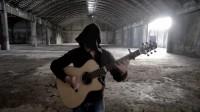 【吉他指弹世界】Luca Stricagnoli - Thunderstruck (AC DC)