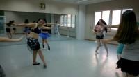 肚皮舞-太原万荷莲婷芭蕾艺术工作室