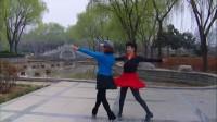 武汉2014三步踩 宴飞华和李承红演示;雨荷。翩翩