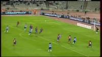 [西甲进球]08-09赛季第5轮:巴塞罗那2-1西班牙人
