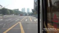 深圳巴士集團 粤BN3509 五洲龍混合動力巴士 FDG6111HEVG2 @ 52 水庫新村-赤尾天橋