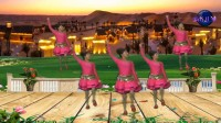 一朵浪花广场舞《阿拉伯之夜》群号QQ:497517651