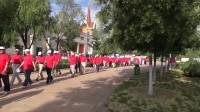 2015全民健身日 包钢千人健步行