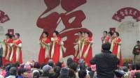 大寺甲午还福庙会歌舞康熙岭文艺队演出《龙鼎山》