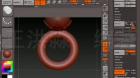 zbrush-戒指模型