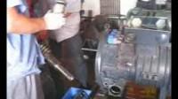 比泽尔冷凝器进水维修