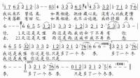 冬季到台北来看雨-歌谱