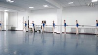 辽宁科技大学艺术学院芭蕾基训