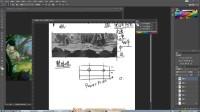 手机游戏网页游戏 场景绘制场景设计制作【横版场景的诀窍】