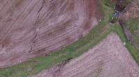 【平成28年熊本地震】20160416南阿苏村河阳集落一带断层状况