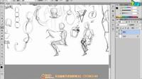 术业有专攻【张聪老师第一节:人体体块与结构】基础绘画教程