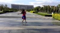 林星宇广场舞 心花开在草原上