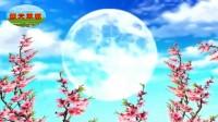 蓝天草原-草原的月亮-云飞!