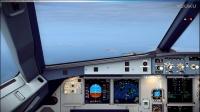 《飞行员之眼》模拟飞行空客A320 上海至首尔 下