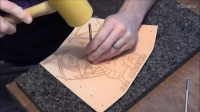 How to make a leather medieval armband......REVISITED!