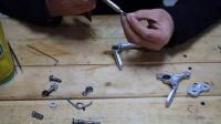 单车基械匠-第十一期 禧玛诺Shimano老款新款公路车双轴夹器C夹V刹车的拆卸安装保养 3400 4700 5800 6800