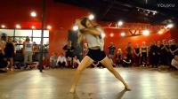 【Millennium舞室】美国街舞大师Nika Kljun编舞Sia《Move Your Body》