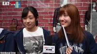 采访日本Nishikasai Crew 女神团队 (saika,nao,haruka,aya)breaking街舞 bgirl bboy