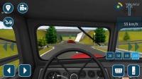 【赫龙】手游风向标 欧洲卡车模拟16 老司机上路 就是怼!