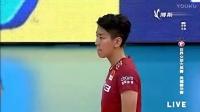 2015世界女排大奖赛总决赛中国vs俄罗斯高清