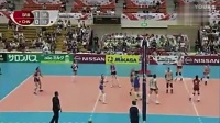 2015女排世界杯中国对塞尔维亚视频cctv