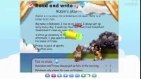 1.3_五年级下_英语_Unit 1 Read and write_格格日乐