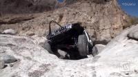 牧马人极限攀爬挑战   DEFENSE MINE - A Historic Jeep Trail Near Death Valley