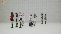 TWICE-KNOCK KNOCK练习室舞蹈镜面练习