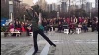 芭蕾舞剧《白毛女》第一代扮演者石钟琴(广场舞_大红枣儿甜又香)