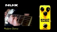 NUX revulet 溪流合唱 迷你单块效果器演示视频