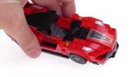 75882 积木砖家乐高LEGO Speed Champions Ferrari FXX-K & Development Center review!