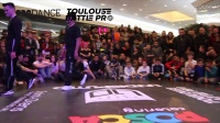 Lussy Sky vs Dr. Hill//SOLO半决赛//Undisputed x Toulouse Battle Pro 2017