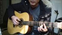 Kevin吉他教学 第91课 吉他弹唱 春风十里 鹿先森乐队 带前奏尾奏含吉他谱接近原版伴奏
