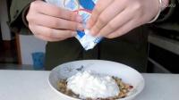 40.吃播 虫虫的礼物 九层糕 冻米糖 千层酥等 自制炒酸奶