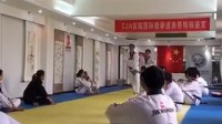 極拳道黑帶C2課程演試(第三個月課程之一)