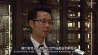 【校友分享】旅游学院酒店管理学士学位课程校友 - 杨超彬
