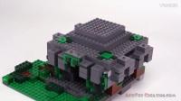 21132 积木砖家乐高Lego Minecraft JUNGLE TEMPLE Speed Build