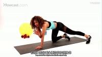 大腿锻炼_ 如何做跪姿后抬腿_视频听译_特兰斯科