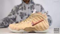 Nike Air Foamposite Pro AS Premium -Vachetta Tan- 实物细节近赏