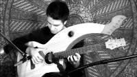白领天使HD-竖琴吉他-指弹-Halloween_Exorcist Theme - Harp Guitar Cover - Jamie Dupuis