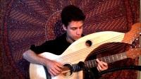 白领天使HD-竖琴吉他-指弹-Hauntingly - Jamie Dupuis - Harp guitar original - 2015年6月27日发布