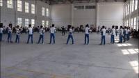 黔西南州体育年会示范课 健身操 吴红英